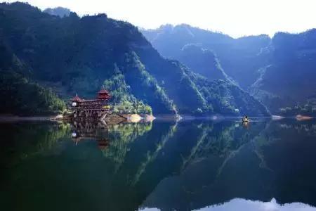 开县风景最美的地方