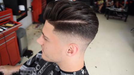 《我想剪这一种发型去理发店怎么说呢,直接拿照片给他感觉不太好好像