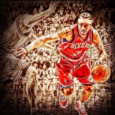 NBA史上十大过人高手!艾弗森终结脚踝,克劳福