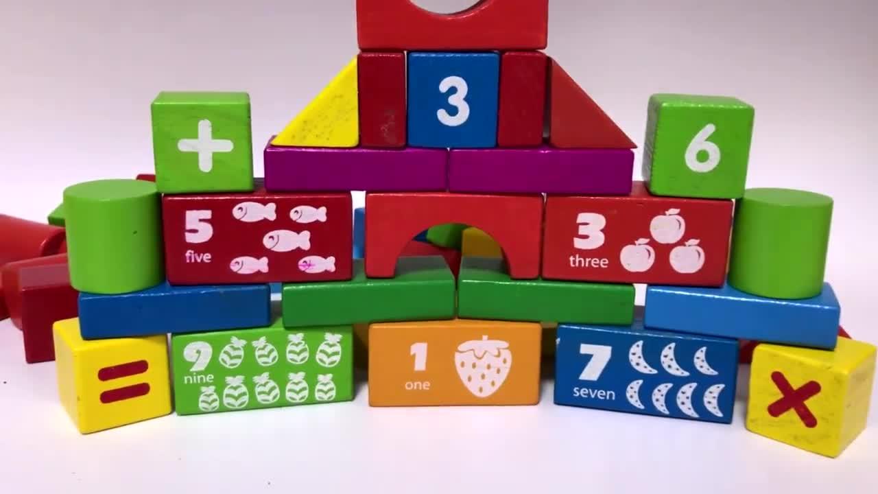 亲子游戏 过家家玩具 益智积木 拼装迪士尼公园