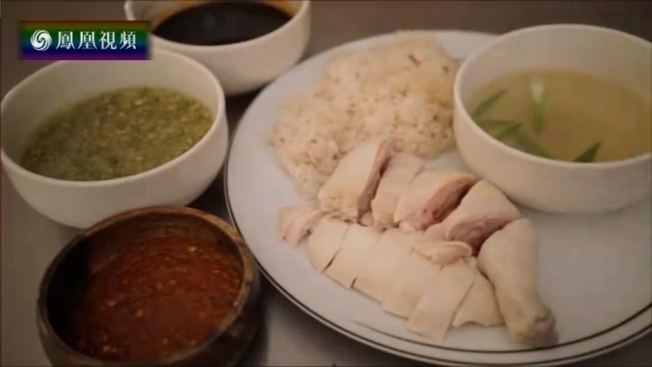新加坡多元融合的美食文化