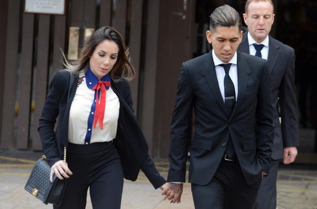 利物浦大腿出席酒驾听证会,娇妻抢镜,球迷问:要兼职司机不_澳门威尼斯人