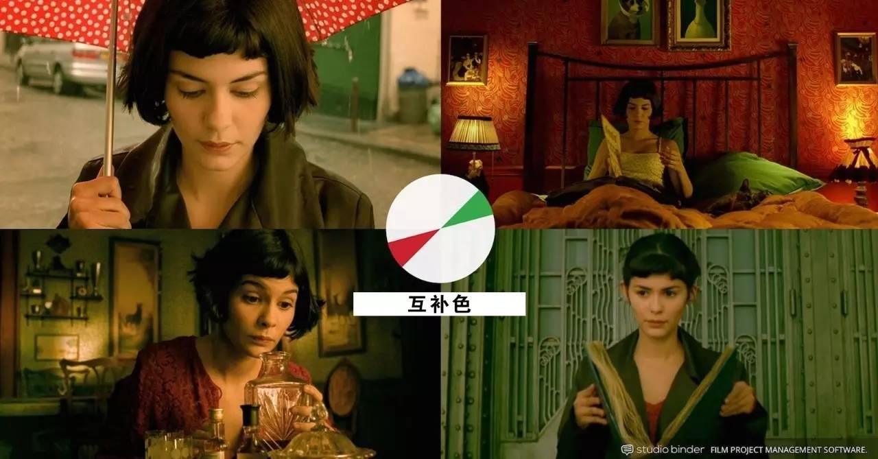 色成人电影_日课| 送你50 部电影色调,学会用画面颜色表达情绪.