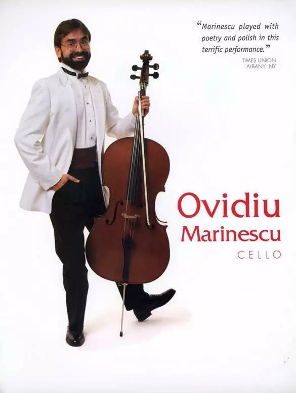 """""""友爱之城"""" 美国大提琴家ovidiu marinescu独奏音乐会"""