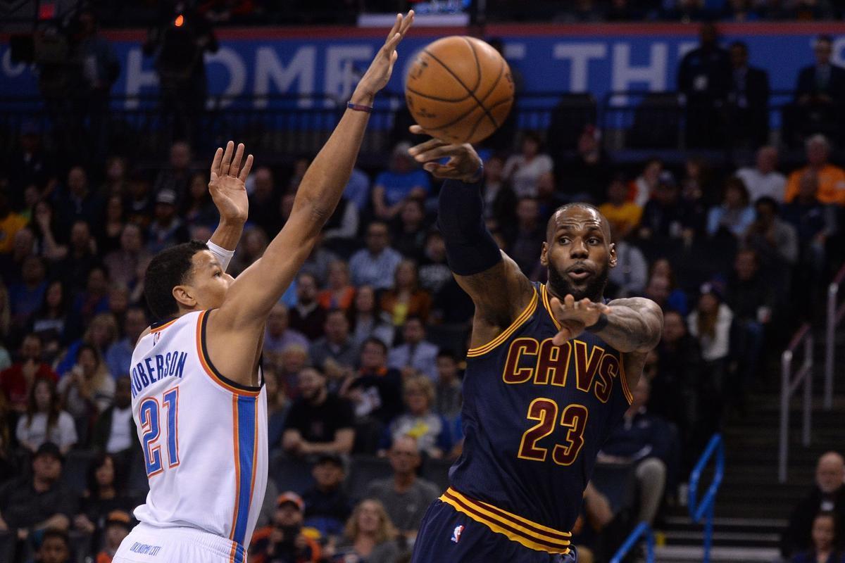 NBA垫底球队屏弃之人骑士首秀就闪光 詹姆斯再划