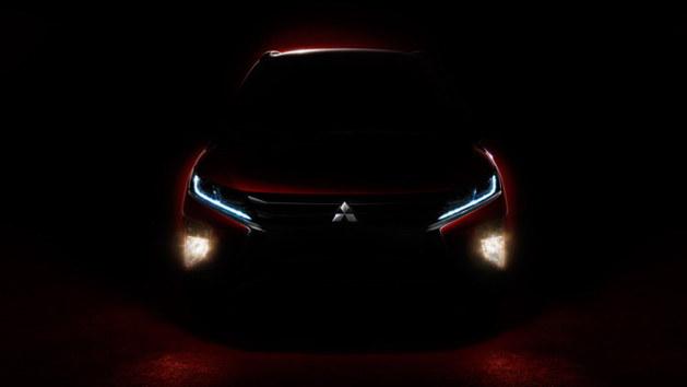 三菱新SUV定名伊柯丽斯Corss 致敬经典