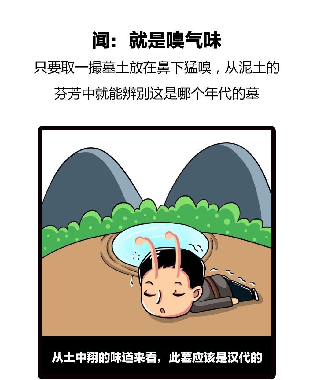 盗亦有道!一篇漫画看懂盗墓那点事w漫画图片图片