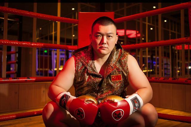 地表最强黑种人白种人黄种人揭晓 张君龙是亚洲40亿人拳击偶像