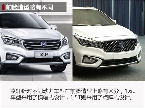 长安MPV凌轩3月3日上市 竞争宝骏730-图-图2