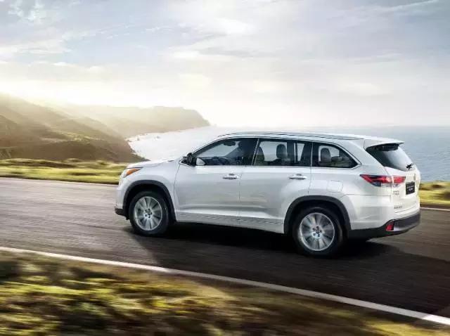 国内最强5款国产七座SUV即将上市高清图片