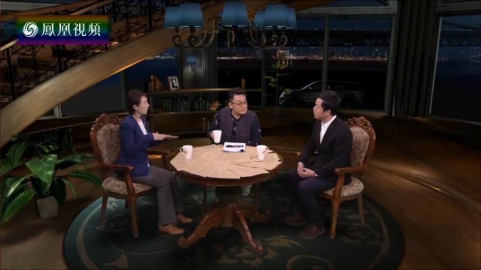 窦文涛与资深记者畅聊两会上的那些事