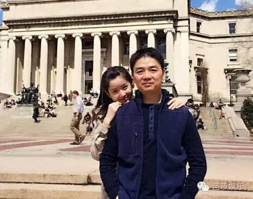 刘强东竟这样爱老婆?曾为她减重36斤【图文】