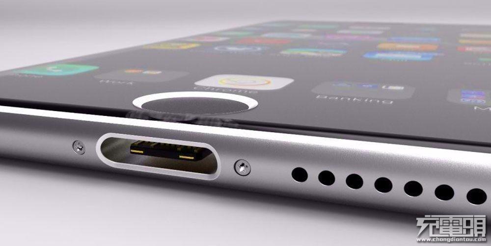 放弃Lightning接口?iPhone8、iPad或将全面转Type