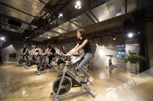 韦德伍斯健身俱乐部进驻重庆万象城 开启重庆高端健身