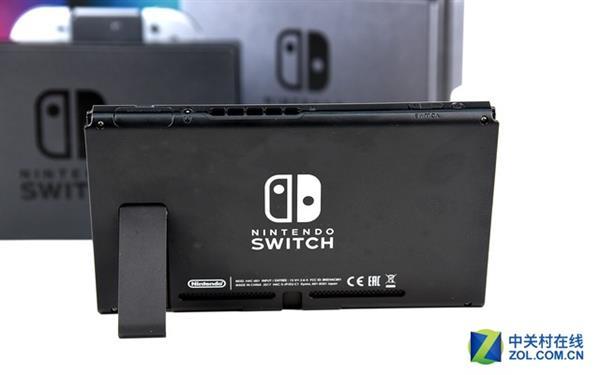 任天堂Switch主机国内首发详细上手体验:创意满分