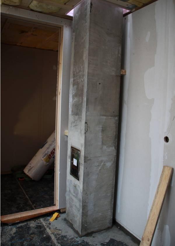 大型预制木结构墙板的