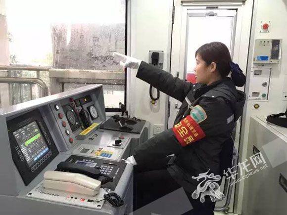 """""""90后""""美女开轨道近6年 代表重庆与全国司机过招张发录"""