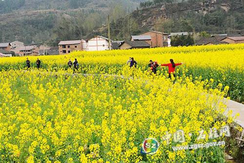 石柱:三河镇第四届乡村旅游节3月19日开幕