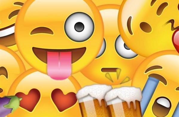 emoji表情被玩坏!盘点那些实际跟官方定义不同表情图片
