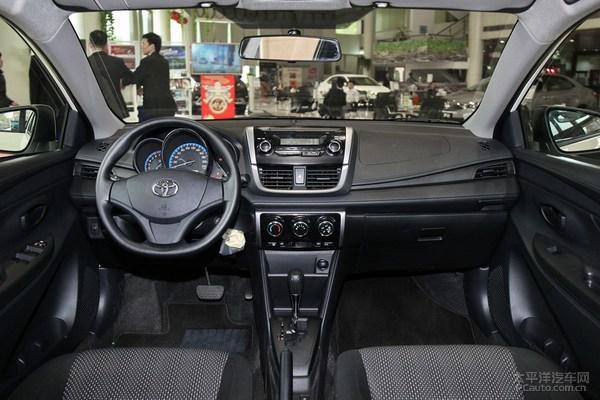 丰田威驰FS预售7.78万起 3月21日上市
