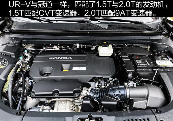 东风本田UR-V哪款值得买?
