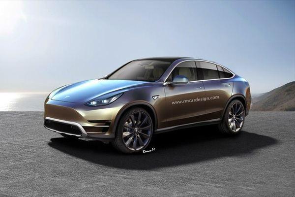 与Model 3同平台 特斯拉Model Y或明年发布