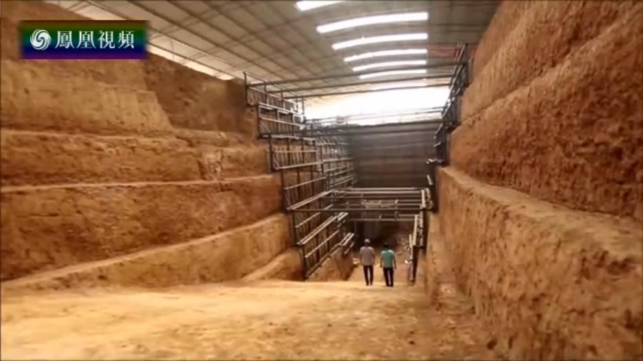 村民迁坟意外发现古墓 规模巨大与曹操有千丝万缕关系 - 展广植 - 展广植的博客