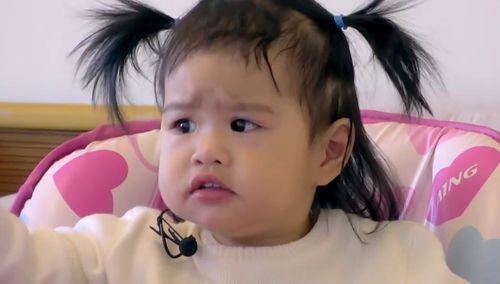 包贝尔女儿地位上线!综艺一姐甜馨表情不联发科图处理器搞笑图片