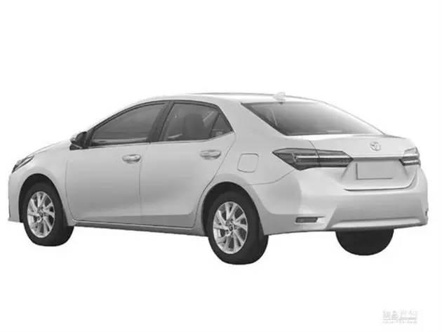 从欧版新款卡罗拉配置来看,新车将有可能配备车道偏离预警,预碰撞系统