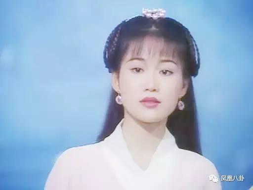 她是最美阿珂,和陈法蓉因外套互撕,梁小冰怎么了?