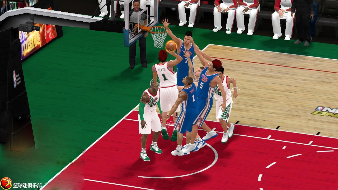 作为球迷,你觉得这款篮球游戏真的是最真实的体验么?