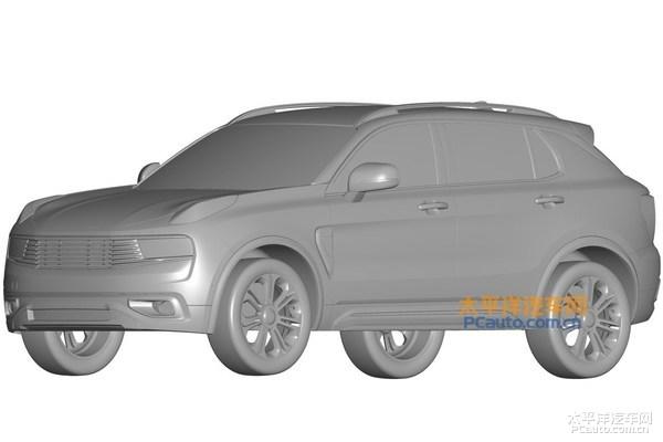 LYNK&CO CX11申报图曝光 将亮相上海车展