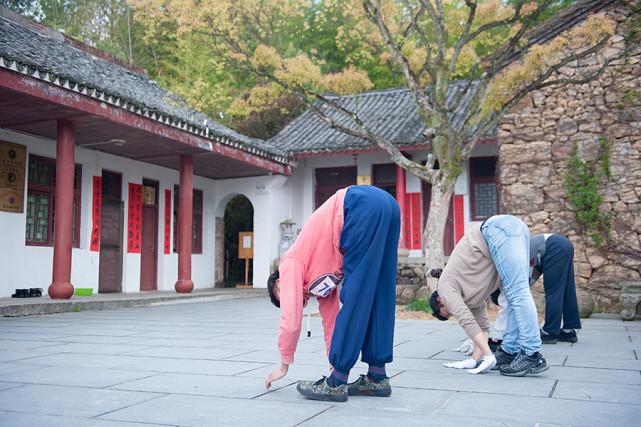 原来武林瑜伽《易筋经》是真有秒杀秘籍/v武林攻略表购大阪图片
