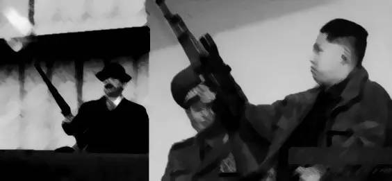 面对美国强大军事,为何朝鲜一直保持强硬? - dengjianfu2356 - dengjianfu2356的博客