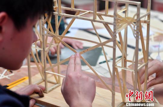 华东地区高校结构设计邀请赛在华侨大学举行