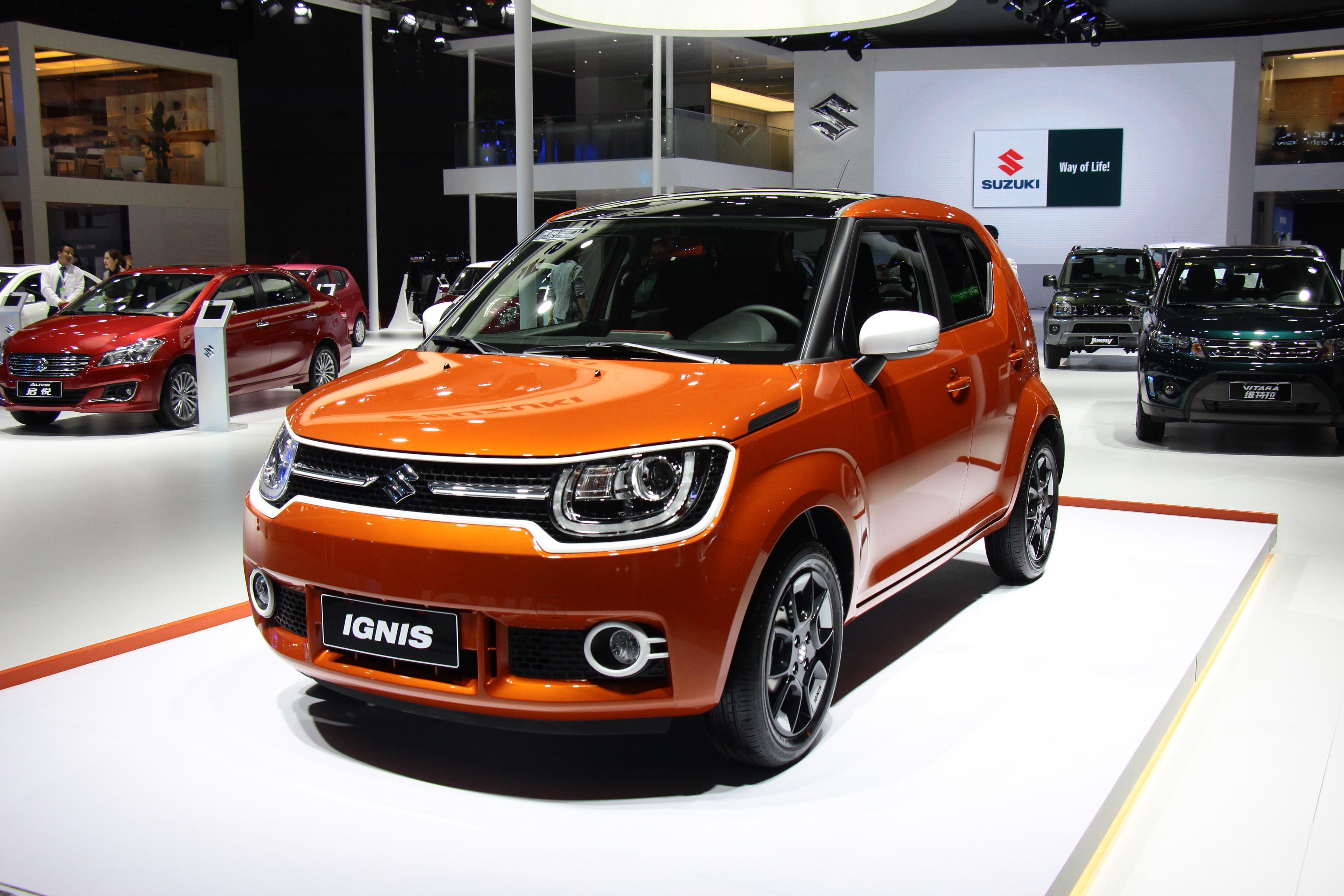 铃木这款K-CAR今年9月份进入国内 预计价格10万元起