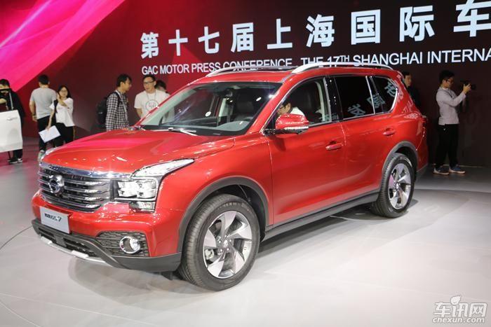 2017上海车展:究竟哪款国产SUV值得期待?