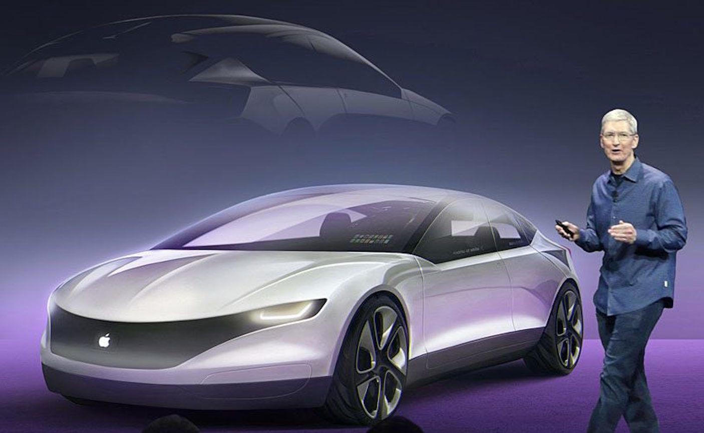 苹果硅谷路测曝光,终于决心不做汽车了?