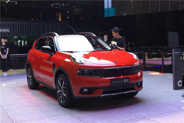 上海车展最想买的三款车,赢的竟是国产车