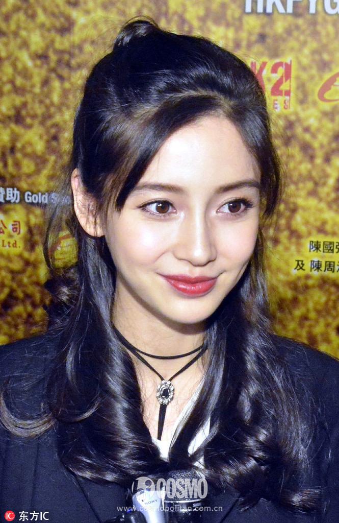 讲真,香港女明星的眉形可以出书了 凤凰资讯