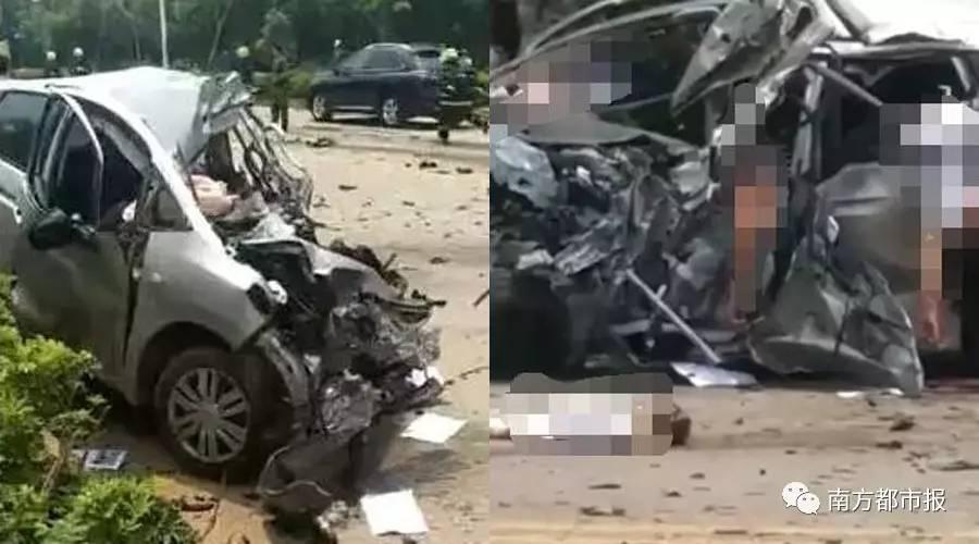 湛江东海岛车祸29