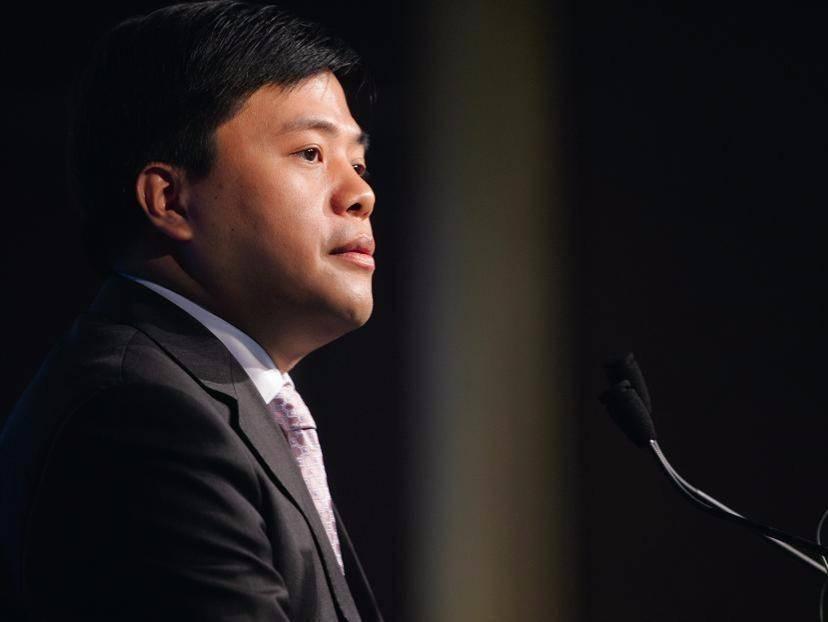 """对于1.15亿美元捐款风波,陈天桥说:""""中国科学缺钱不是我的错"""""""