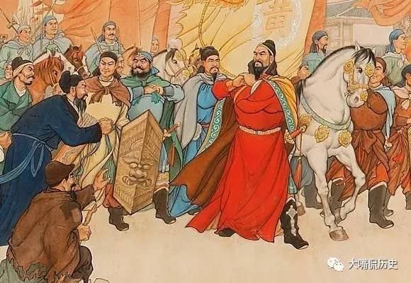 中国历史上杀红了眼的大魔王,他...