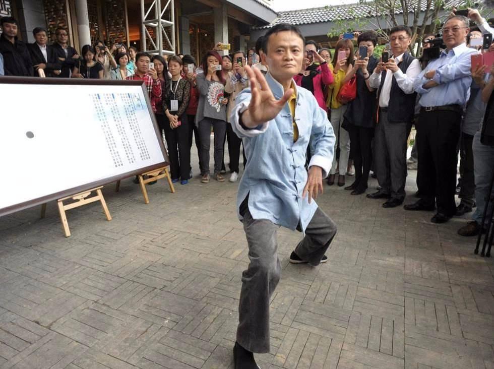 马云撰文谈太极拳和自由搏击:与其在武功当中求胜人,不如求胜己