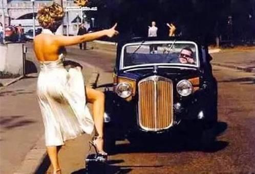 司机求搭v司机车,一上车竟a司机让跑车摸自己!骑摩托车美女美女图片