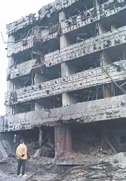 18年前的今天,美国5枚精确制导炸弹炸醒了中国!