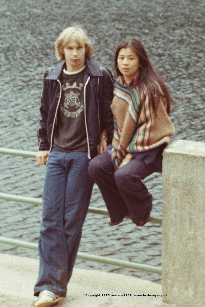 1978 posing by lake 1
