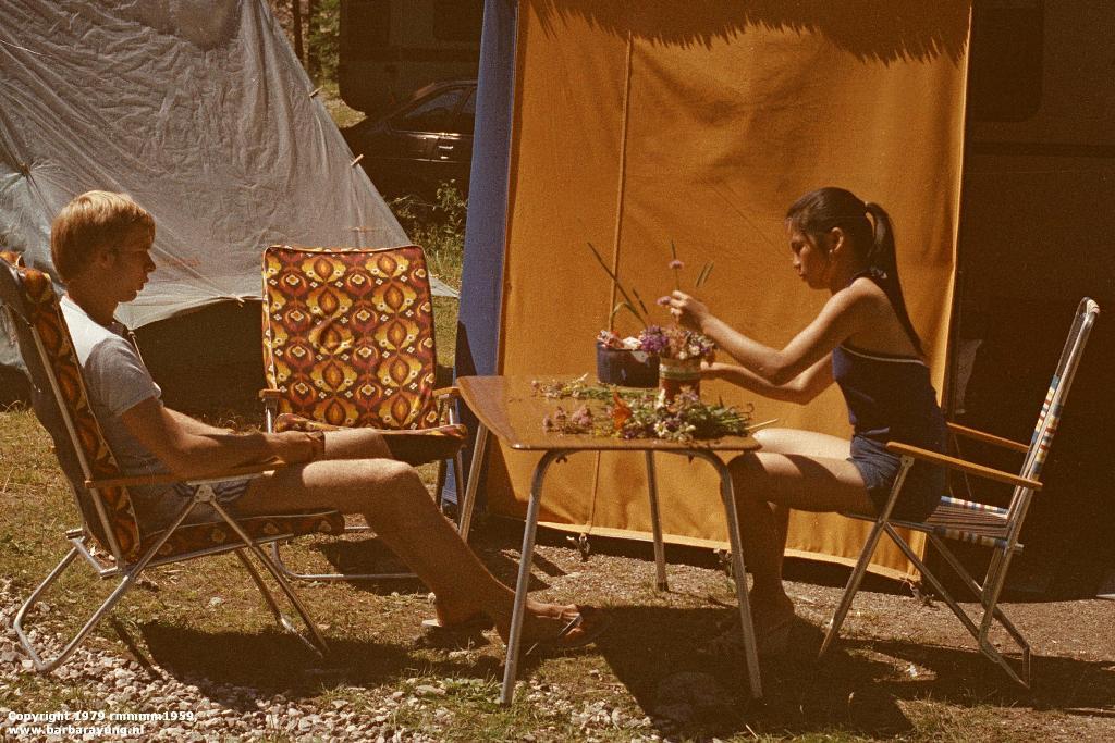 1979 camping