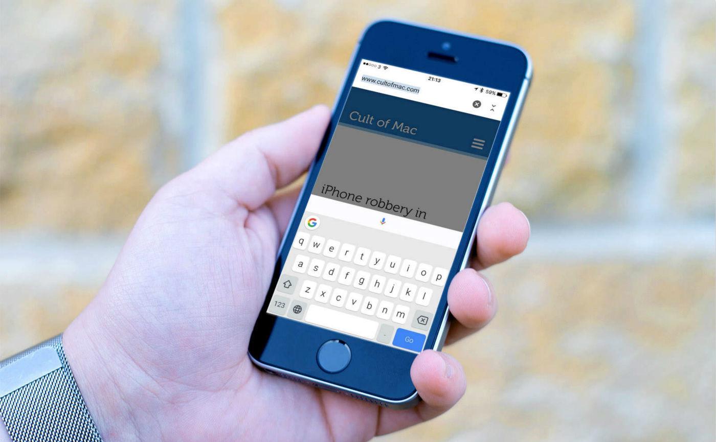 终于等到你,iPhone 上的 Gboard 支持中文了