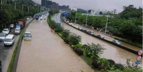 广州暴雨突破历史极值 天气保险让防灾减灾更主动